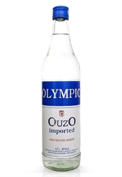 Olympic Ouzo 700ml, 40%-other-TopShelf Liquor Online Nz
