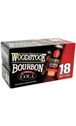 Woodstock & Cola Bottles 18 x 330ml, 5%-bourbon-TopShelf Liquor Online Nz