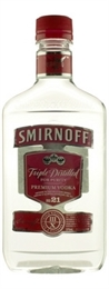 Smirnoff Vodka Hipflask 375ml, 40%-vodka-TopShelf Liquor Online Nz