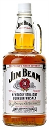 Jim Beam Bourbon 1.75 litre, 37%-gift ideas-TopShelf Liquor Online Nz