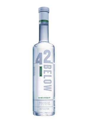 42 Below Kiwifruit Vodka 700ml, 40%
