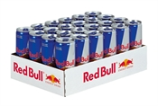 Red Bull Cans 24 x 250ml-party supplies-TopShelf Liquor Online Nz