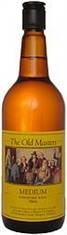The Old Masters Medium Sherry 750ml, 17%-sherry-TopShelf Liquor Online Nz