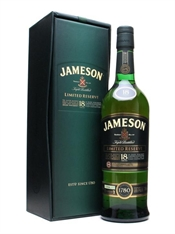 Jameson Ltd Res 18yr Old 700ml, 40%-irish whiskey-TopShelf Liquor Online Nz