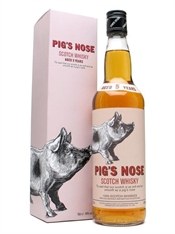 Pigs Nose Whisky 5yr Old 700ml, 40%-boxed liquor-TopShelf Liquor Online Nz