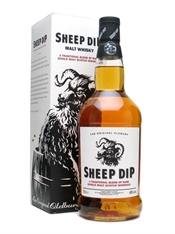 Sheep Dip Malt Whisky 700ml, 40%-boxed liquor-TopShelf Liquor Online Nz