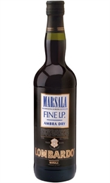 Lombardo Marsala Fine IP Ambra Dry 750ml, 17%-other-TopShelf Liquor Online Nz