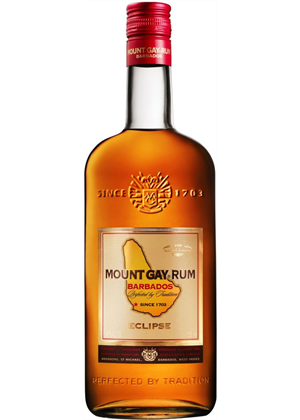 Mount Gay Gold Rum 1 litre, 37.5%