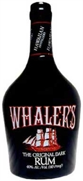Whalers The Original Dark Rum 750ml, 40%-rum-TopShelf Liquor Online Nz