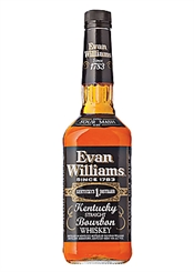 Evan Williams Black Label Mini 50ml, 43%-bourbon-TopShelf Liquor Online Nz