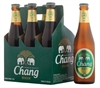 Chang Beer Bottles 6 x 330ml, 5%