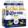 Corona Extra Beer Bottles 6 x 330ml, 4.6%-imported beer-TopShelf Liquor Online Nz