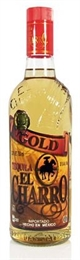 El Charro Gold Tequila 700ml, 35%-gold-TopShelf Liquor Online Nz