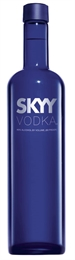SKYY Pure Vodka 1 litre, 40%-vodka-TopShelf Liquor Online Nz