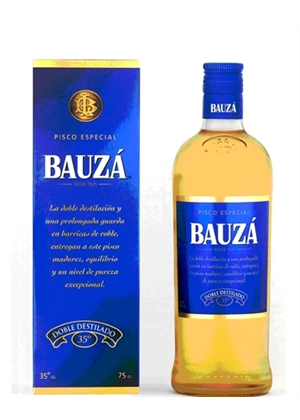 Bauza Pisco Especial 750ml, 35%