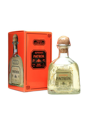Patron Reposado Tequila 375ml, 40%