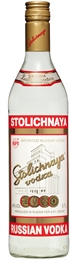Stolichnaya Russian Vodka 1 litre, 40%-vodka-TopShelf Liquor Online Nz