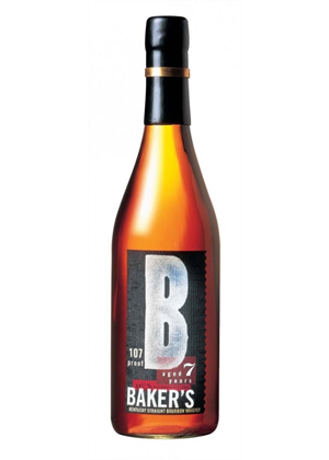 Bakers Bourbon 7yr Old 750ml, 53.5%