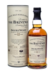 Balvenie Double Wood 12yr Old 700ml, 40%-single malts-TopShelf Liquor Online Nz