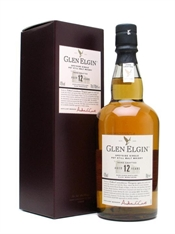 Glen Elgin 12yr Old Whisky 700ml, 43%-boxed liquor-TopShelf Liquor Online Nz