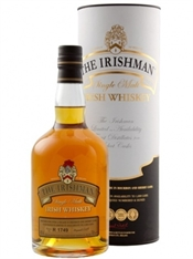 The Irishman 10yr Old Whiskey 700ml, 40%-irish whiskey-TopShelf Liquor Online Nz