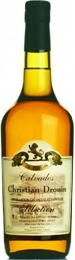 Christian Drouin Calvados Selection 700ml, 40%-brandy cognac-TopShelf Liquor Online Nz