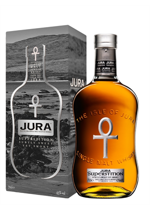 Isle of Jura Superstition 700ml, 45%