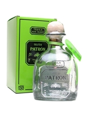 Patron Silver Tequila 750ml, 40%-cheap as-TopShelf Liquor Online Nz