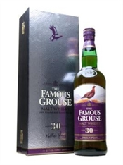 The Famous Grouse 30yr Old 700ml, 43%-boxed liquor-TopShelf Liquor Online Nz
