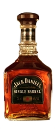 Jack Daniels Single Barrel Whiskey 700ml, 45%-single malts-TopShelf Liquor Online Nz