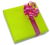 Gift Wrapping & Card - Lime Green-gift wrapping & cards-TopShelf Liquor Online Nz