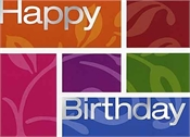 Happy Birthday Card-gift wrapping & cards-TopShelf Liquor Online Nz