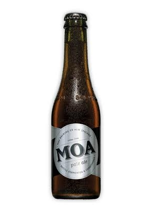 Moa Pale Ale Beer 330ml, 5.5%