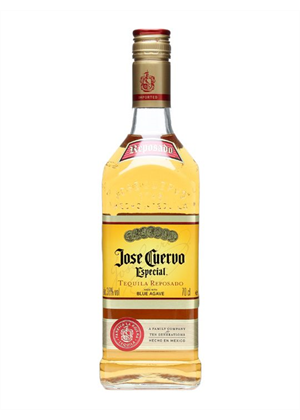 Jose Cuervo Especial Gold Tequila 700ml, 38%