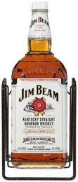 Jim Beam Bourbon on Cradle 4.5 litre, 40%-gift ideas-TopShelf Liquor Online Nz