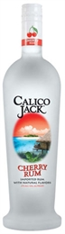 Calico Jack Cherry Rum 750ml, 21%-rum-TopShelf Liquor Online Nz