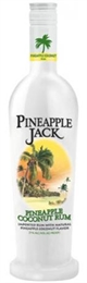 Calico Jack Pineapple Coconut Rum 750ml, 21%-rum-TopShelf Liquor Online Nz