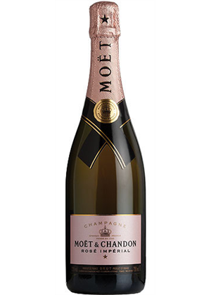 Moet Rose Imperial Brut Champagne 750ml, 12%