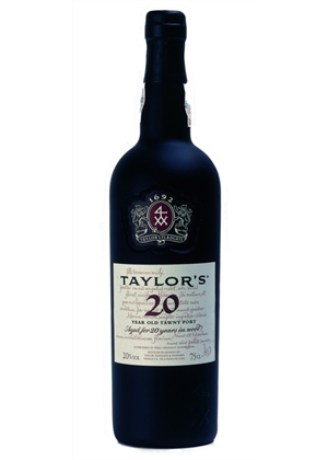 Taylors 20yr Old Tawny Port 750ml, 20%