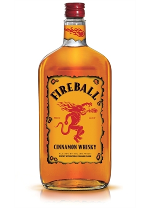 Fireball Cinnamon Whisky 700ml, 33%