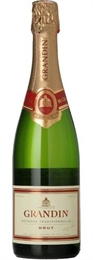 Grandin Methode Traditional Brut 750ml, 11.5%-sparkling wine-TopShelf Liquor Online Nz