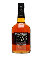 Evan Williams 1783 Small Batch Bourbon 750ml, 43%-bourbon-TopShelf Liquor Online Nz