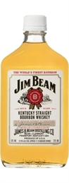 Jim Beam Bourbon 375ml, 37%-bourbon-TopShelf Liquor Online Nz