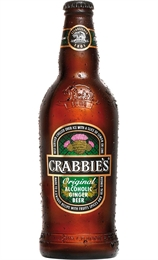 Crabbies Alcoholic Ginger Beer 12 x 500ml, 4%-cheap as-TopShelf Liquor Online Nz