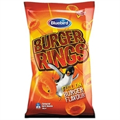 Bluebird Burger Rings 130g-nibbles-TopShelf Liquor Online Nz