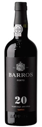 Barros Tawny Port 20yr Old 750ml, 20%-port-TopShelf Liquor Online Nz