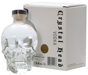 Crystal Head Vodka 700ml, 40%-boxed liquor-TopShelf Liquor Online Nz