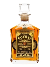 Coruba Rum 25 Year Old 700ml, 40%-rum-TopShelf Liquor Online Nz
