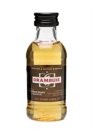 Drambuie Whisky Liqueur Mini 50ml, 40%