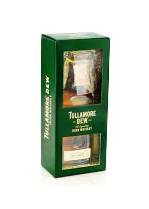 Tullamore Dew & Glass Gift Pack